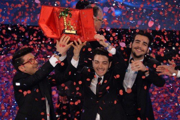 Sanremo, vince Il Volo ma la giuria premia Nek e Malika Ayane