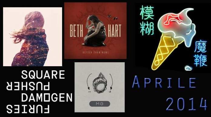 Uscite Discografiche Aprile 2015: si riparte dai Blur e Martin Gore