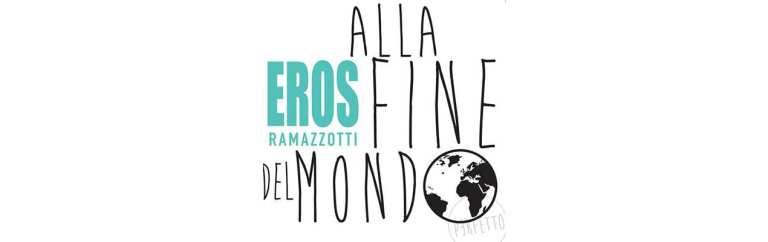 """Eros Ramazzotti: """"Alla fine del mondo"""" primo singolo di """"Perfetto"""""""