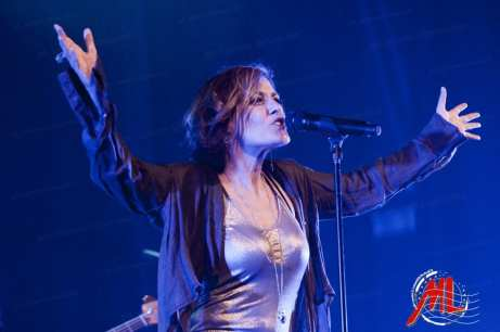 Irene Grandi@Mestre, Un vento senza nome@TourTeatrale