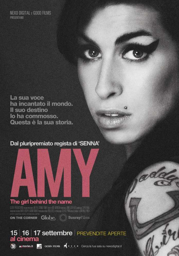 Amy, il trailer del docu-film su Amy Winehouse
