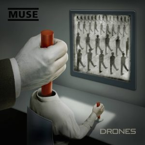 Muse - Drones - Artwork