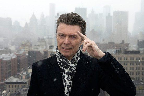 Un omaggio alla carriera musicale di David Bowie