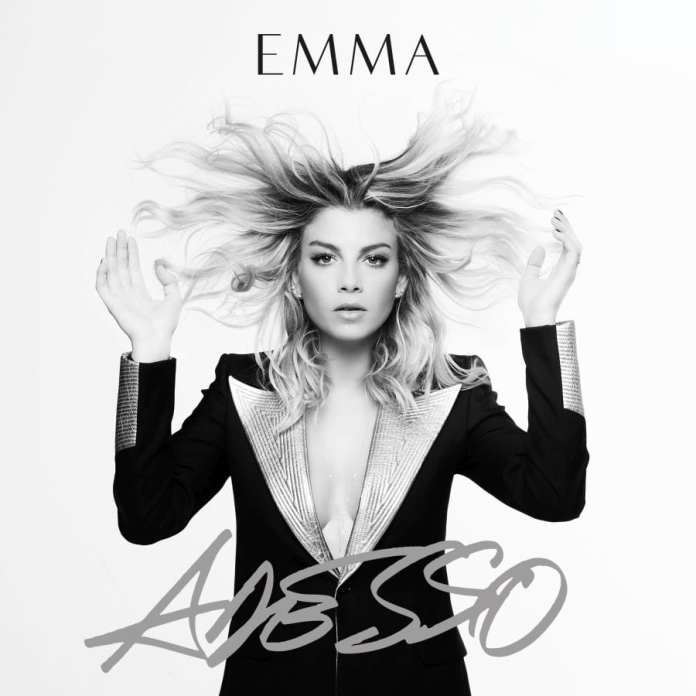 Emma Marrone - Adesso - Artwork