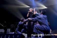 Malika Ayane - Naif tour 2015 al Palabam di Mantova