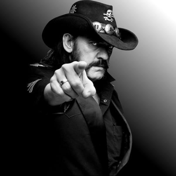 Lemmy Kilmister leader dei Motörhead è morto