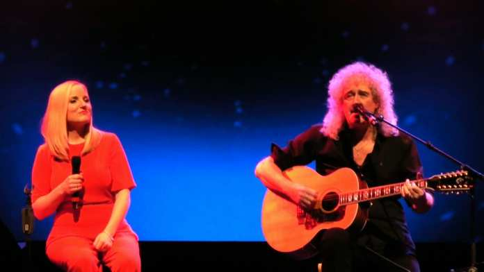 "Brian May e Kerry Ellis, ""One voice Tour"" agli Arcimboldi"
