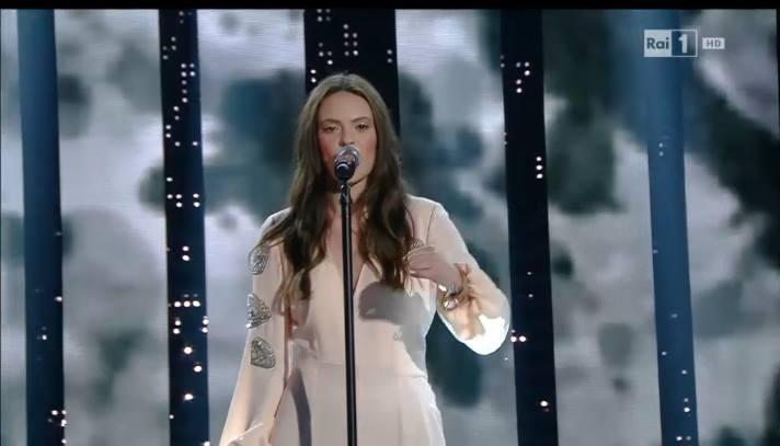 Francesca Michielin all'Eurovision Song Contest 2016