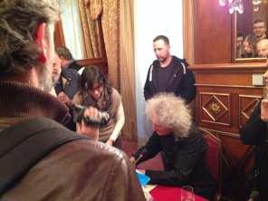 Brian May e Kerry Ellis | © MelodicaMente