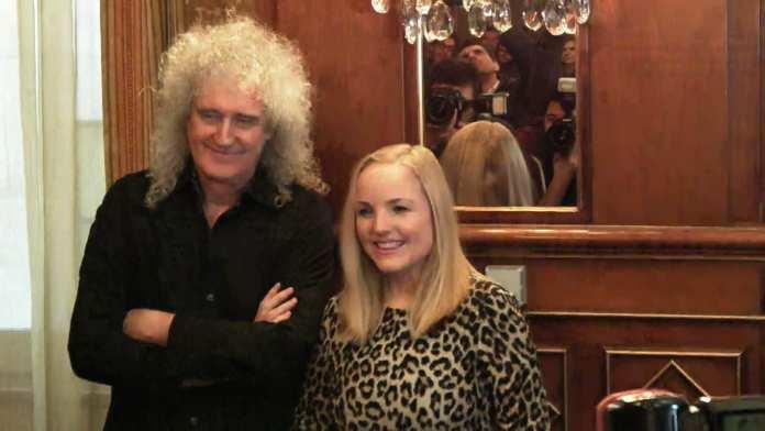 Incontriamo Brian May e Kerry Ellis al Principe di Savoia di Milano