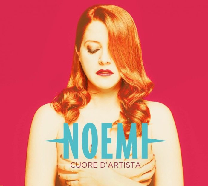 Noemi - Cuore d'artista -Artwork