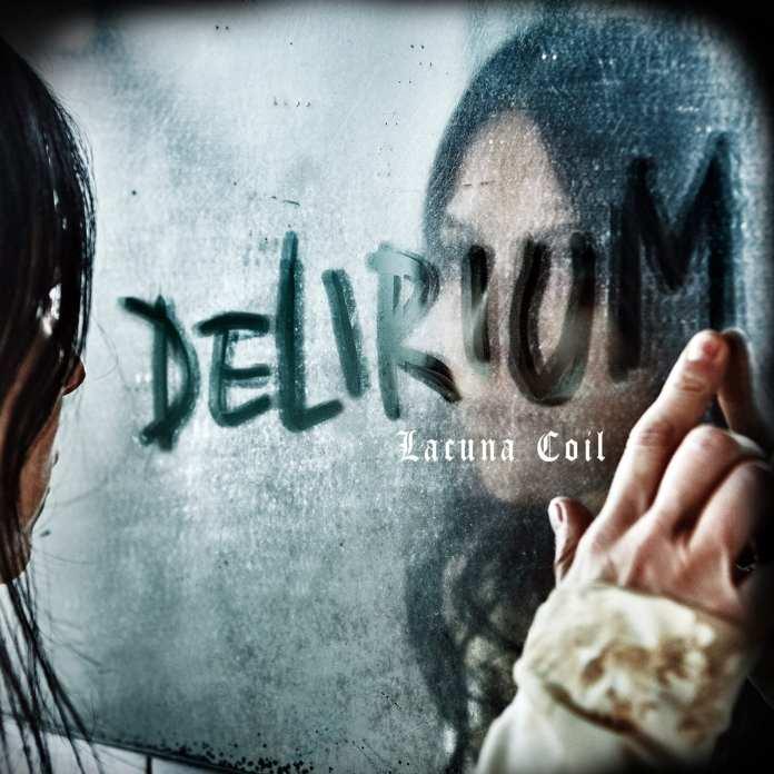 Lacuna Coil - Delirium - Artwork