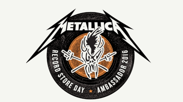 Record Store Day 2016, ambassador i Metallica