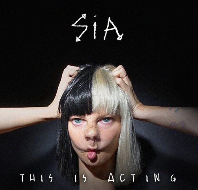 """Sia - """"This is acting"""" - Cover"""