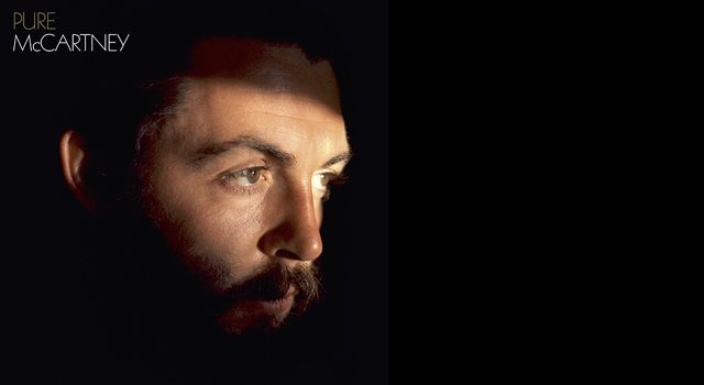 Paul McCartney - Pure - Artwork