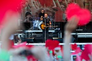 Buce Springsteen @ Circo Massimo, Rome |The River Tour - © Henry Ruggeri
