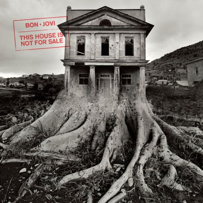 """This house is not for sale"" nuovo album dei Bon Jovi"