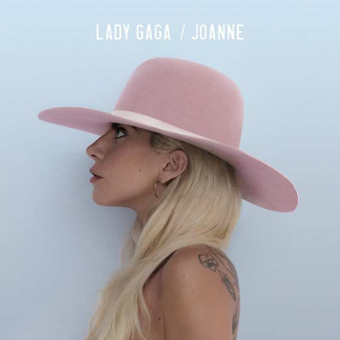 Lady GaGa - Joanne - Artwork