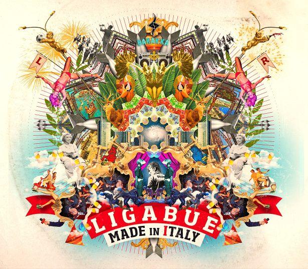 """Ligabue svela copertina e tracklist di """"Made in Italy"""""""