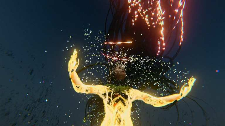 """Notget"", il nuovo video di Björk"