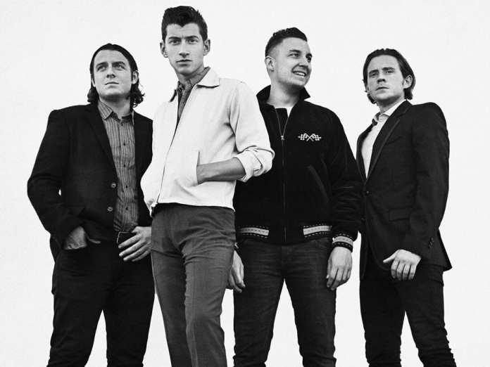 Arctic Monkeys: nel 2018 il nuovo album di inediti