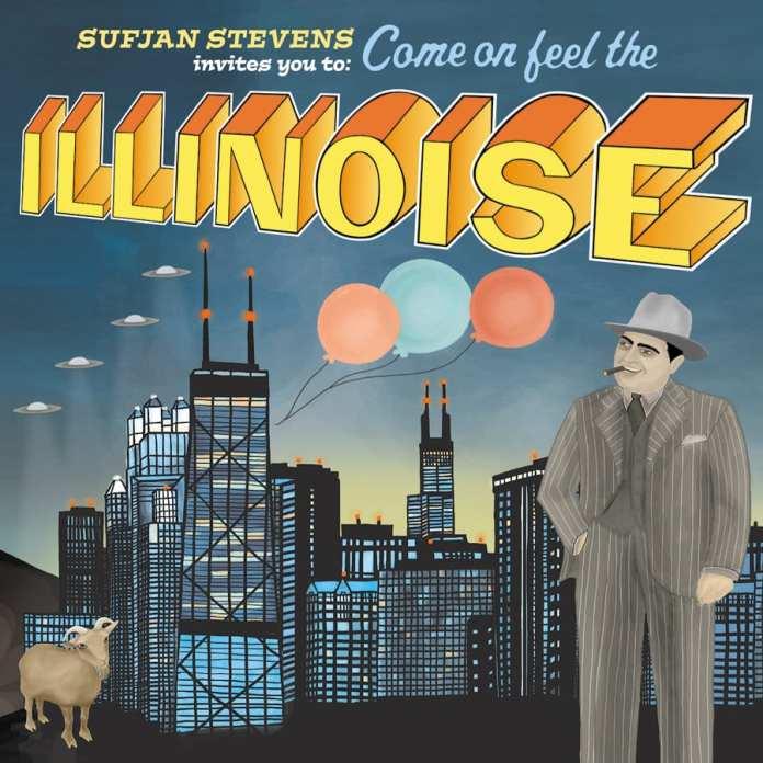 """""""Illinois"""" di Sufjan Stevens disco d'oro dopo 12 anni"""