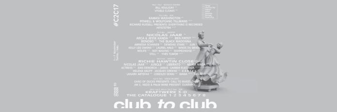 Club to Club Festival 2017, il cartellone della 17esima edizione