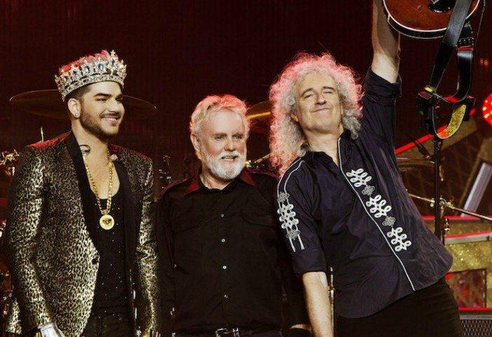 Queen + Adam Lambert, unica data italiana a Bologna