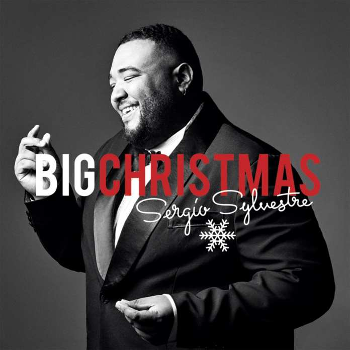 "Sergio Sylvestre, il 17 novembre esce ""Big Christmas"""