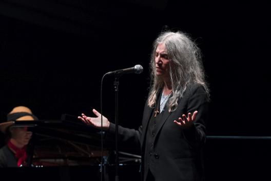 Patti Smith in Italia per una serie di concerti a dicembre