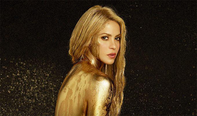 Shakira rinvia il tour europeo per un problema alle corde vocali
