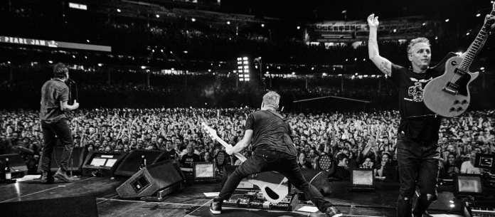 Pearl Jam in italia: annunciate 3 date