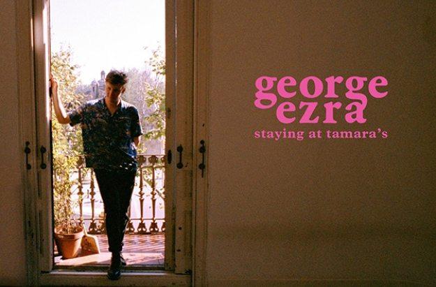 "George Ezra: ""Paradise"" anticipa ""Staying At Tamara's"""