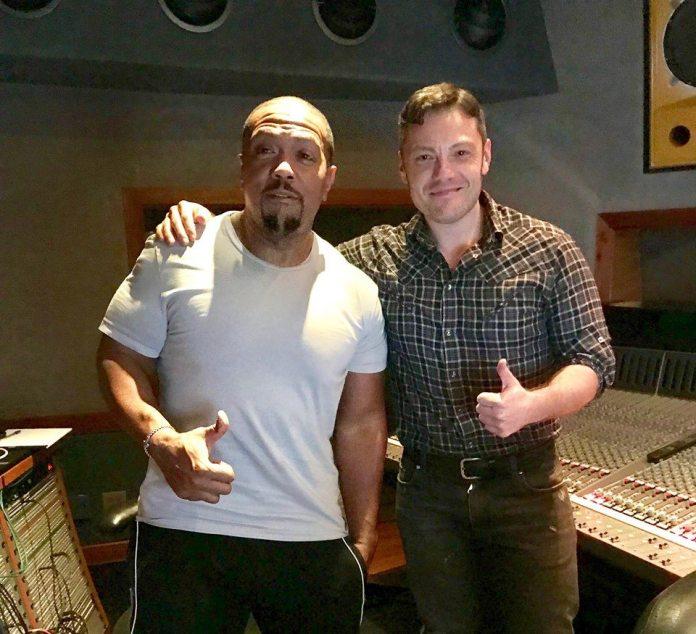 Tiziano Ferro al lavoro con Timbaland per il nuovo disco