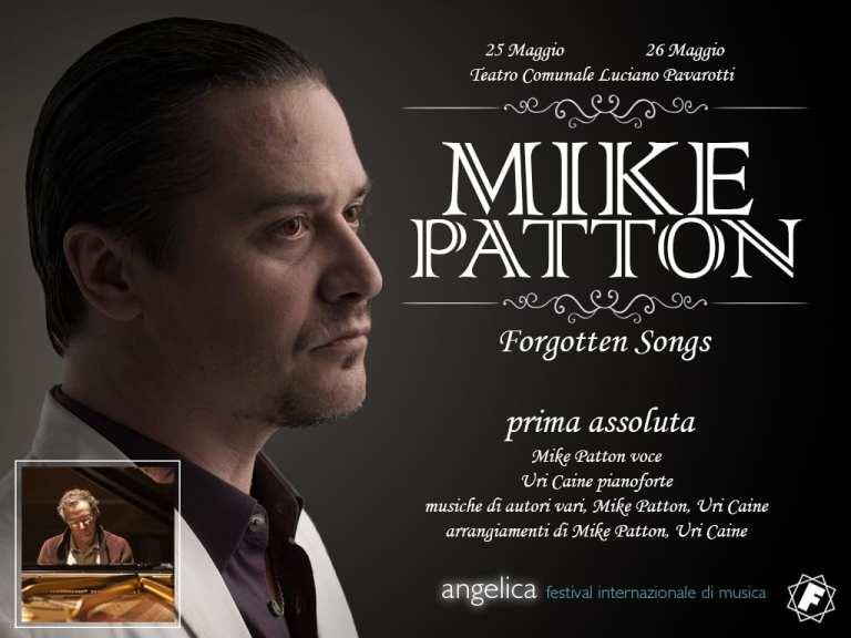 """""""Forgotten Songs"""", il nuovo progetto di Mike Patton e Uri Caine sbarca a Modena"""