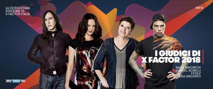 X Factor 2018: a rischio la presenza di Asia Argento