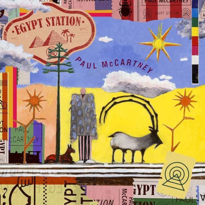 """""""Egypt station"""", il nuovo disco di Paul McCartney"""