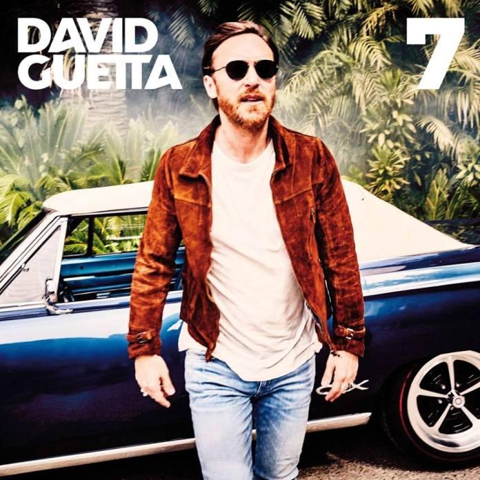 """David Guetta pubblica il suo nuovo disco """"7"""""""