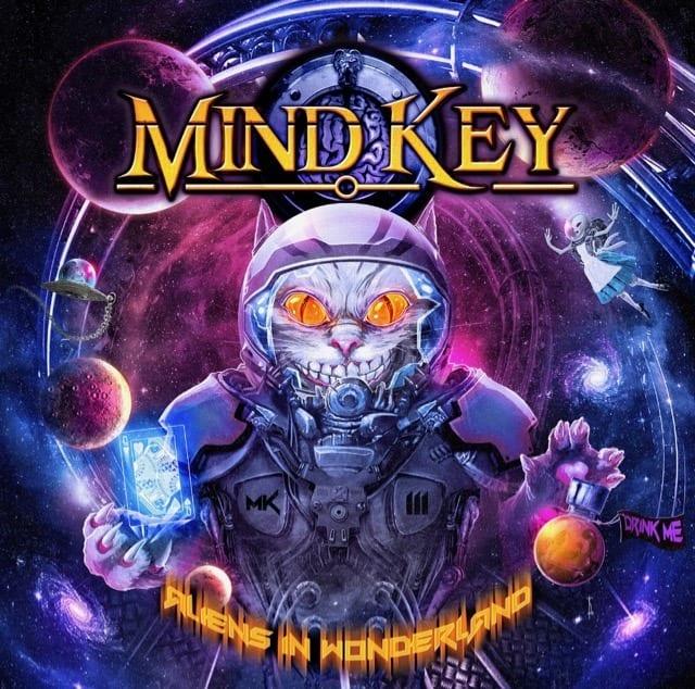 """Aliens In Wonderland"", il terzo disco dei Mind Key"