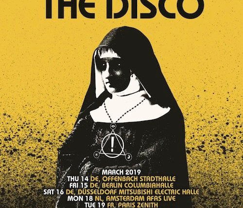 Panicatthedisco Com Tour