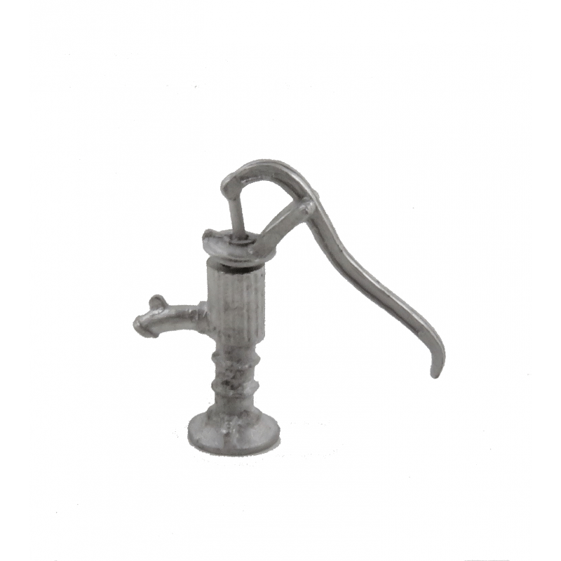 dolls house water pump 1 24 half inch old fashioned kitchen sink accessory