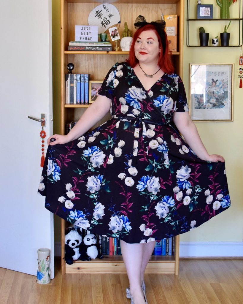 vintage looks to wear at home