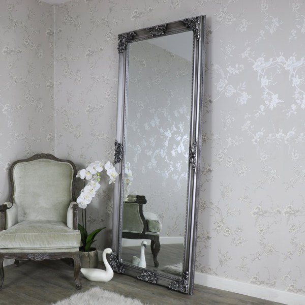 Extra Large Wall Floor Mirror Full Length