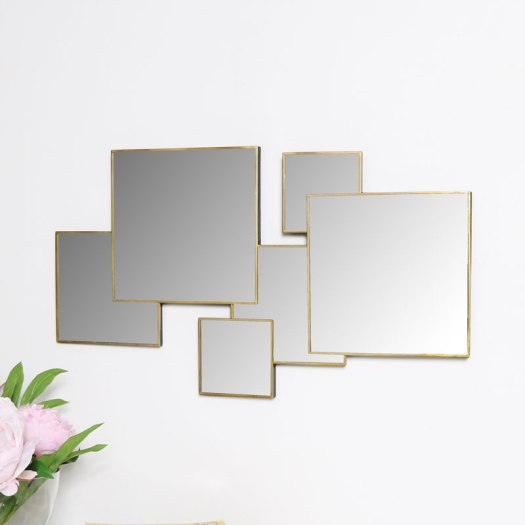 Decorative Wall Art Mirrors Decoration For Home