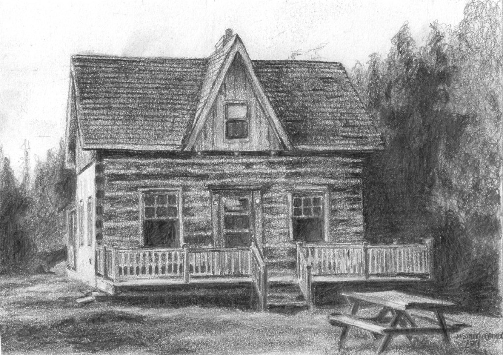 Rob's Log House