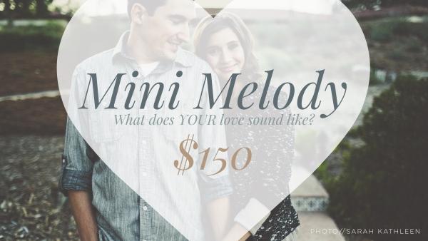 Mini Melody $150