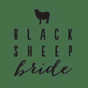 black sheep bride
