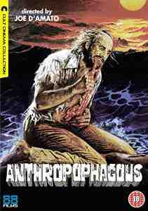 Anthropophagus DVD Tisa Farrow