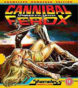 Cannibal Ferox Blu-ray