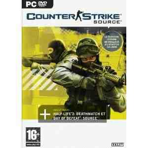 Counter  Strike Source PC DVD
